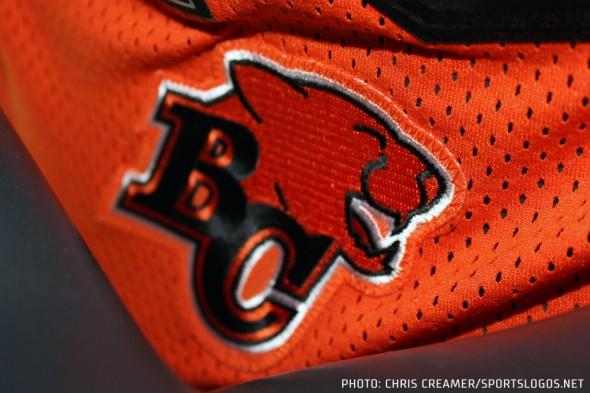 BC Lions Logo Patch