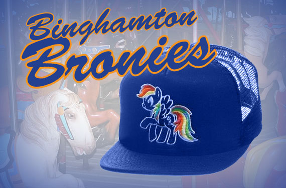 Introducing your Binghamton Bronies? (No, Not Really)