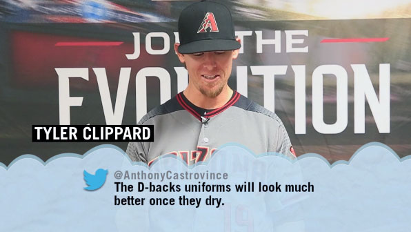 Video: DBacks Read Mean Tweets About New Uniforms
