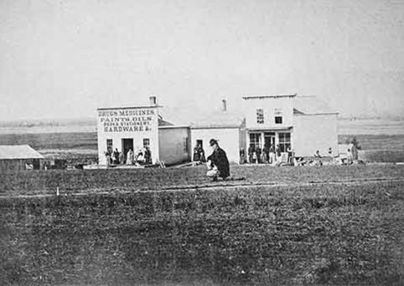 Lincoln, 1868