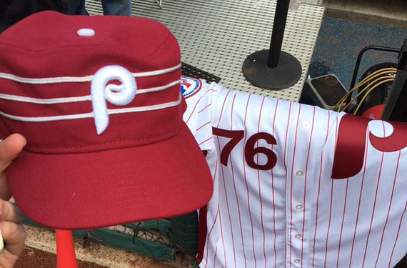 88aa9ca01bf Phillies will wear totally sweet pillbox hats on throwback night ...