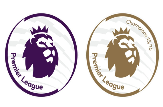 Premier League unveils patches for first season under new branding