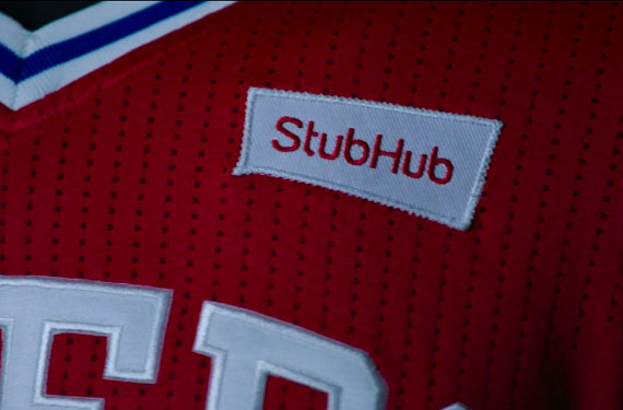 The NBA will allow jersey patches in game starting in 2017-18