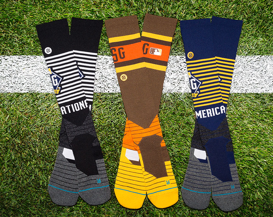 MLB Announces New On-Field Sock Designs Afoot