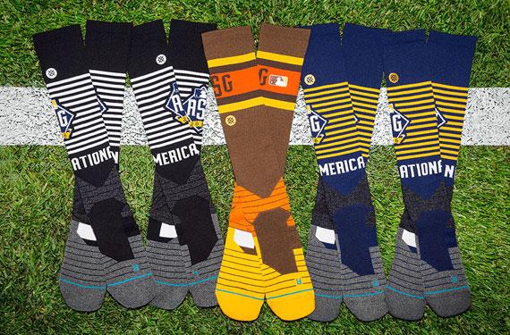 Stance Socks Feat