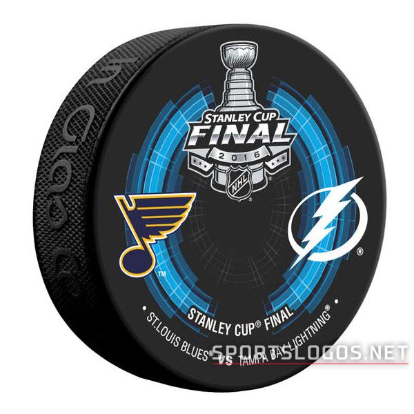 "Blues, Lightning 2016 NHL Conference ""Phantom"" Champs Merch"
