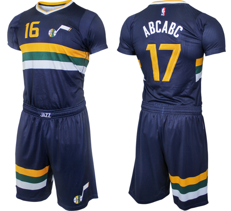 sale retailer deec0 8b1f7 Utah Jazz officially update logos and uniforms | Chris ...