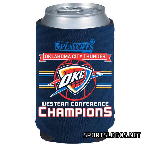 "Oklahoma City Thunder 2016 West ""Phantom"" Champs Merchandise"