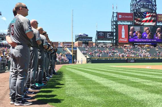 Diamondbacks Players: More Dark Grey Unis Coming to MLB