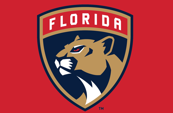 Florida Panthers New Logo Official
