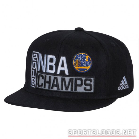 GSW Locker Room Cap