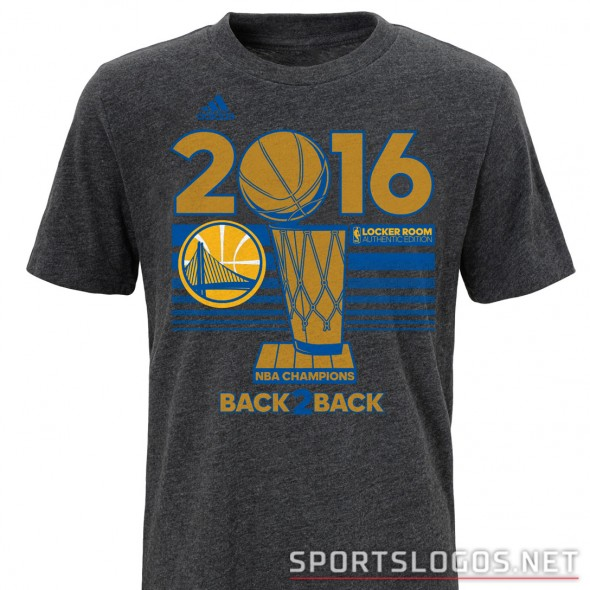 GSW locker room shirt