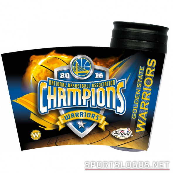 GSW travel mug