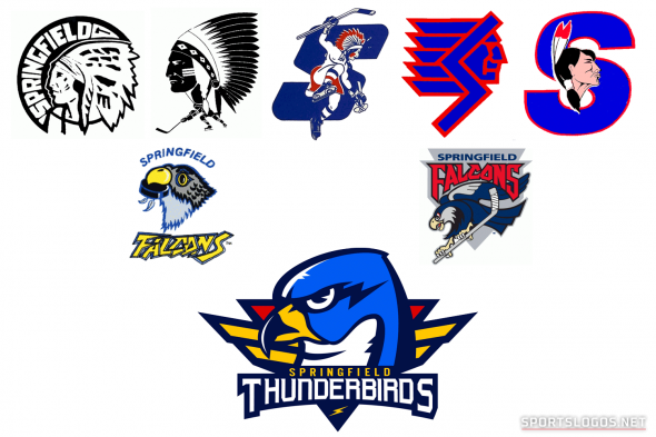 Indians Falcons Thunderbirds