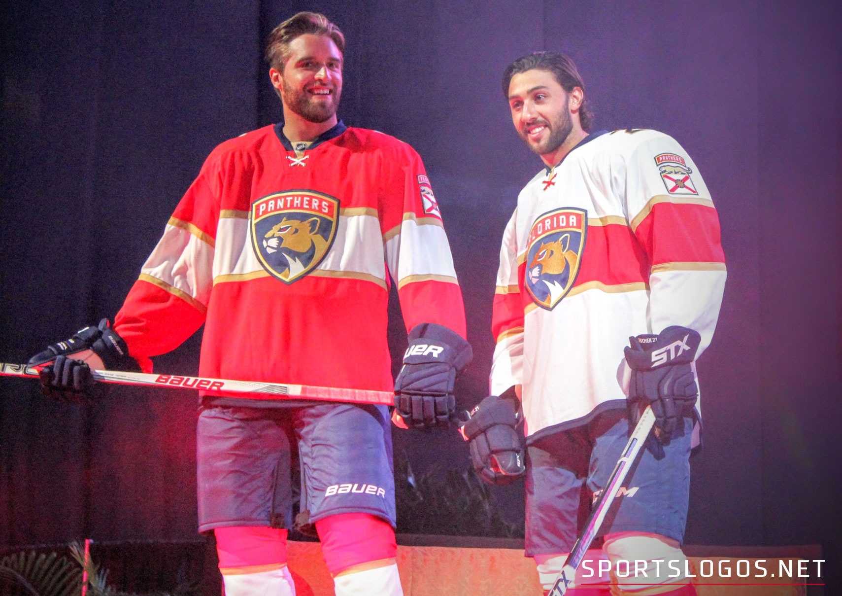A Chat with John Viola, Part of the Florida Panthers Rebrand Team