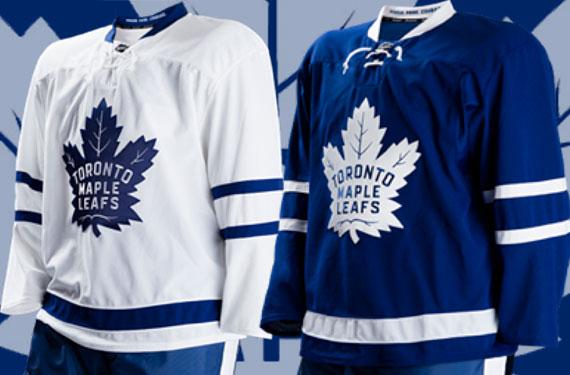 New Toronto Maple Leafs Uniforms 2016-17 Unveiled