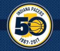 Pacers 50th