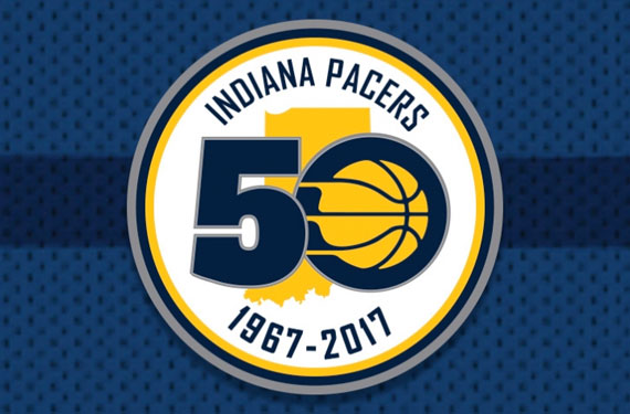 Indiana Pacers Celebrate 50th Season in 2017