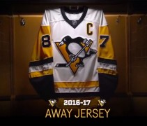 Penguins new road white