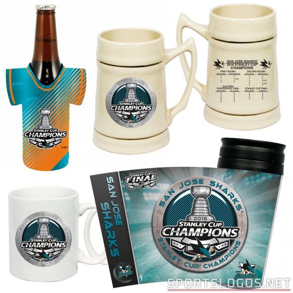 Sharks SC Beverages
