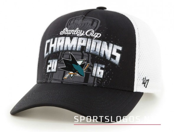 Sharks SC Locker Room Cap
