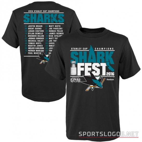 Sharks SC t-shirt 1