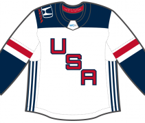 A sample of how an ad may look on the shoulder of a World Cup jersey