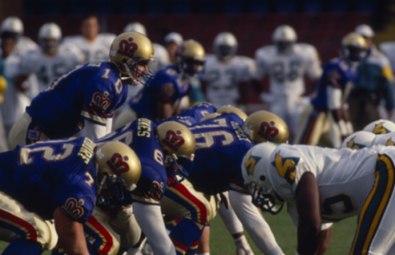 Could the London Monarchs return? Probably not, but it's fun to dream.