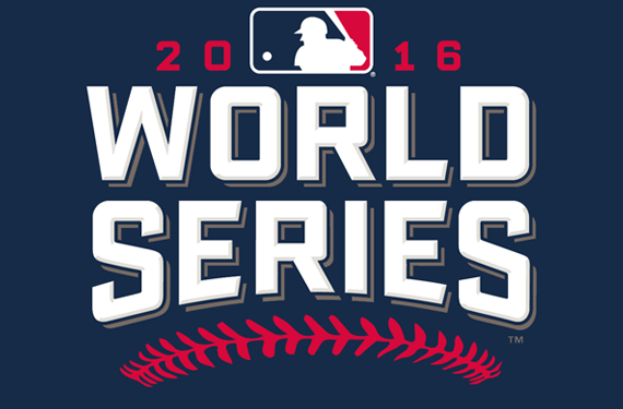 The 2016 World Series and Other MLB Postseason Logos
