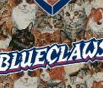 BlueClaws Caturday f