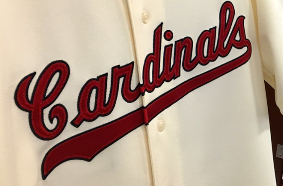 St. Louis Cardinals will wear throwbacks from 1956 against Dodgers