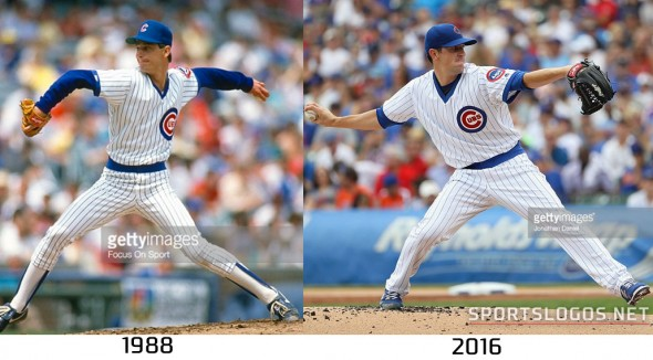 Chicago Cubs 1988 vs 2016 Compare 2
