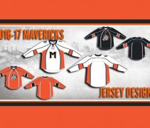 Missouri Mavericks ECHL 2017 new uniforms