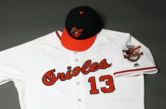 Orioles will celebrate 50th anniversary of 1966 World Series win with throwbacks