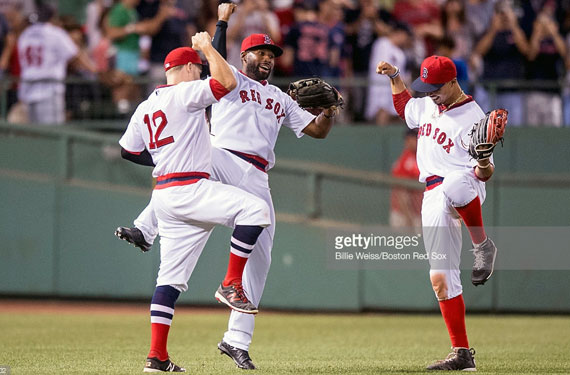 Red Sox Throwbacks