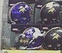Vikings helmets f
