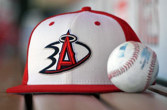 Angels to Wear Anaheim Ducks Uniforms