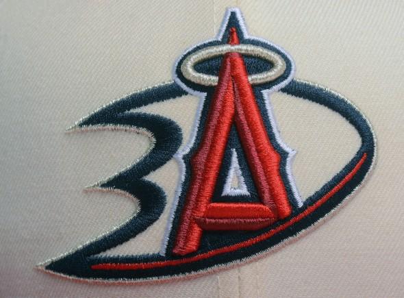 Angels Ducks Logo Detail 2016