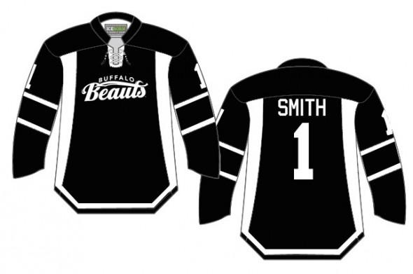 Buffalo Beauts 2015-16