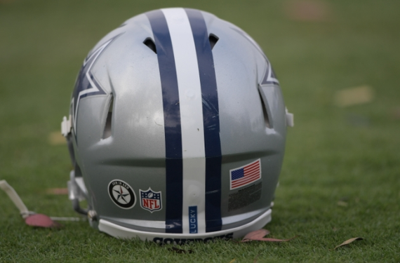 24bb16da NFL says Cowboys cannot wear Arm In Arm decal honoring fallen police ...