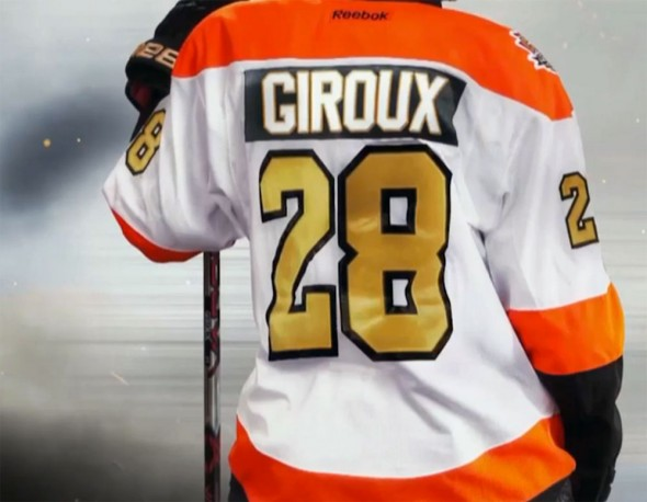 flyers 50th anniversary jersey for sale