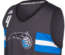 Magic alternate jersey f