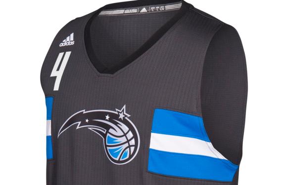 "Orlando Magic will wear ""Stars"" alternate jersey for 2016-17 season"
