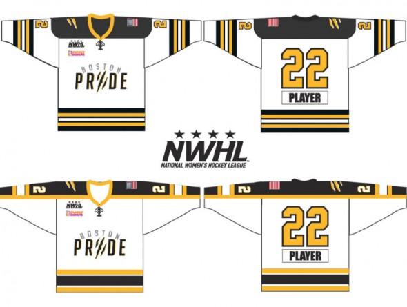 Boston Pride New Uniform Options