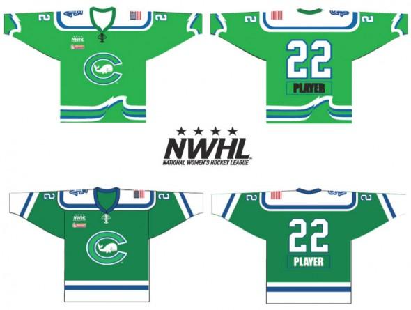 Connecticut Whale New Uniform Options
