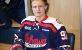 Oshawa Generals New Uniform