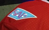 SAP Patch World Cup Closeup
