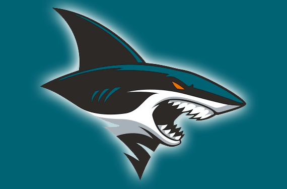 Sharks football logo - photo#10