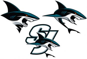 Sharks New Logos 2016-17