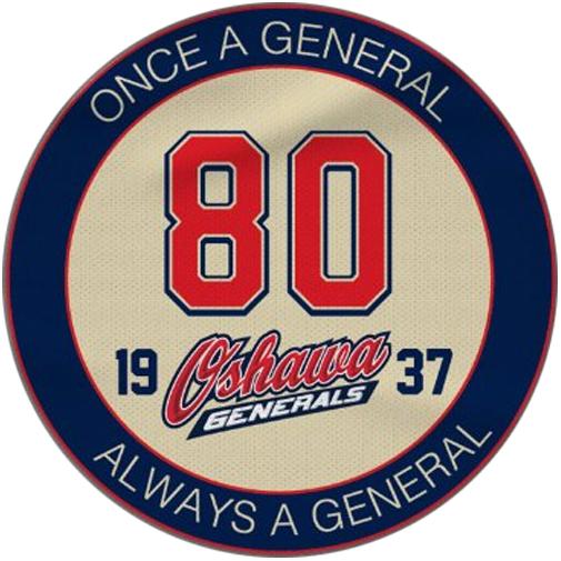 generals 80th